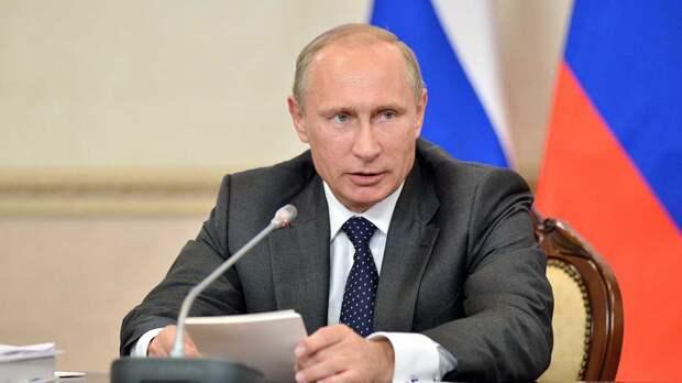 "Путин заявил, что вакцина ""Спутник Лайт"" готова к регистрации"