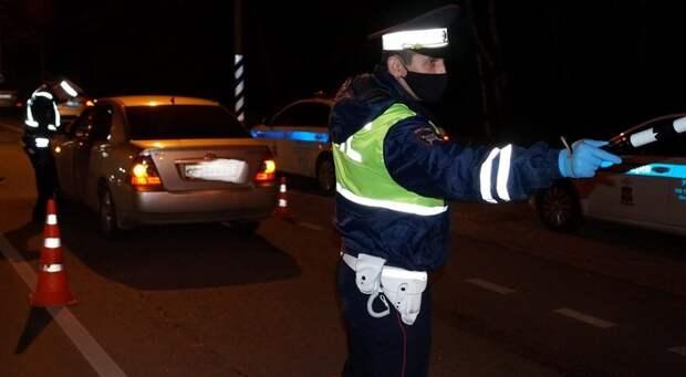 В ГИБДД Крыма подводят итоги «праздничной» операции «Нетрезвый водитель»