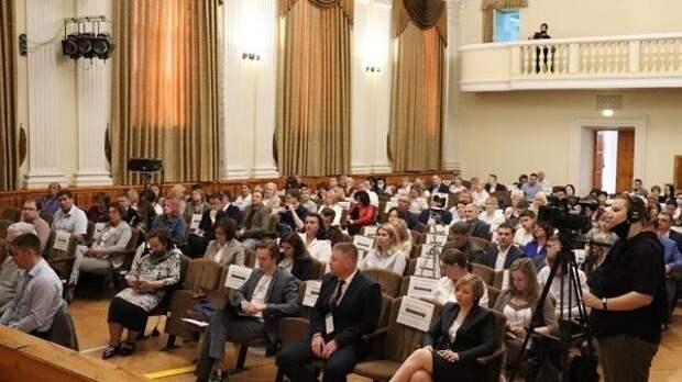 Оксана Морозова приняла участие во Всероссийской научно-практической конференции в сфере земельно-имущественных отношений