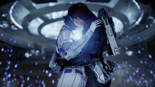 Улучшенная версия Mass Effect Legendary Edition прошла официальный релиз