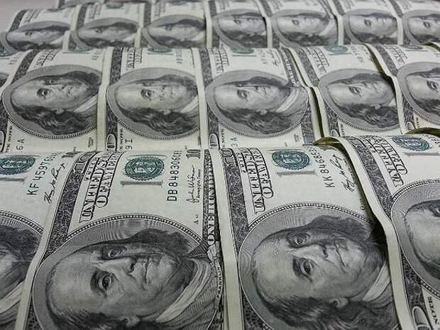 Рост международных резервов России ощутимо замедлился