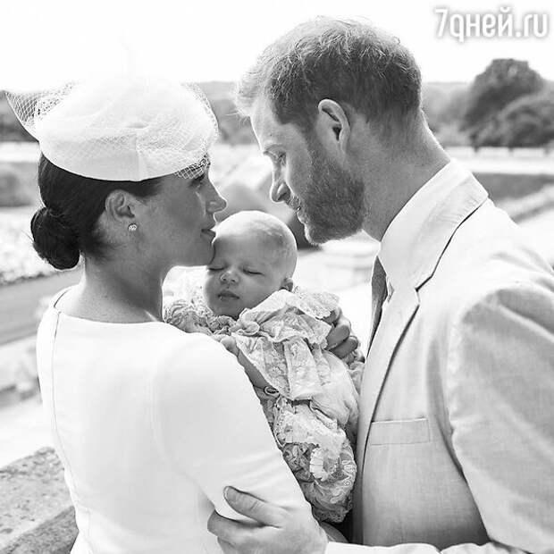 Все, что мы знаем о предстоящем крещении дочки Меган Маркл и  Гарри