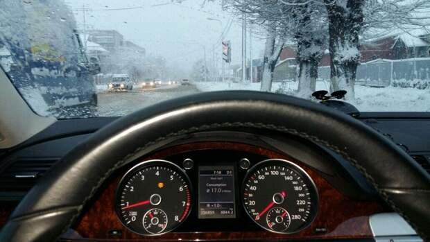 Зимнее путешествие на машине или как не испортить себе праздники