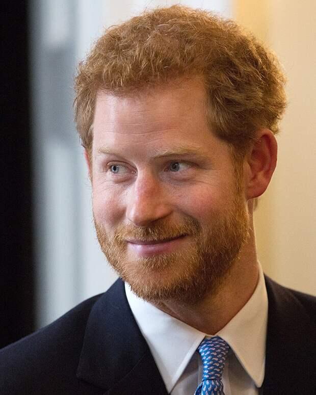 """Принц Гарри: """"Королевская жизнь — это работа. Улыбайся и терпи"""""""