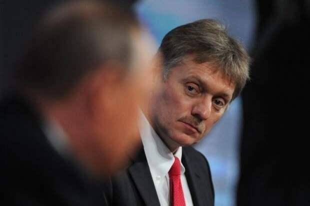 Песков: место возможной встречи Путина и Байдена пока не определено