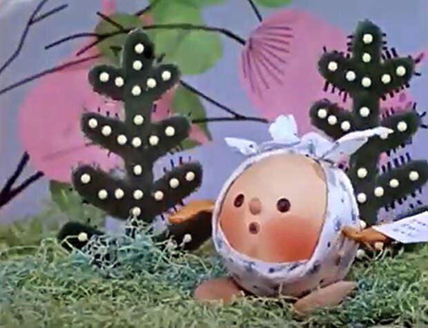 сказка про Колобок, Союзмультфильм, 1969