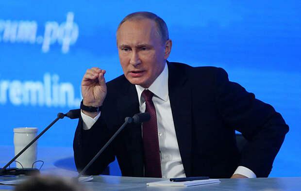 Путин отверг идею реставрации социализма в России