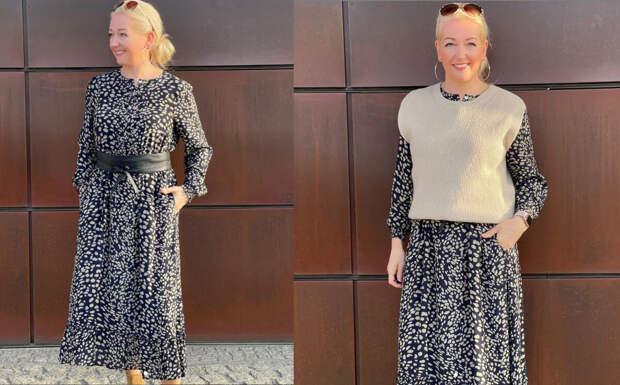 Платья для женщин 50+ под любую фигуру и вкус