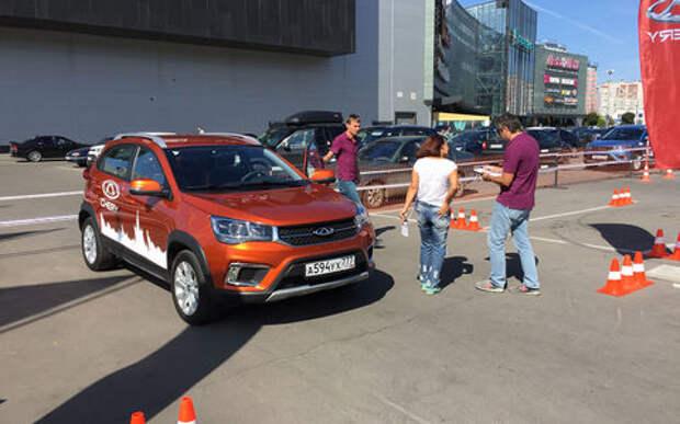 Стартовал всероссийский конкурс «Автоледи-2017»