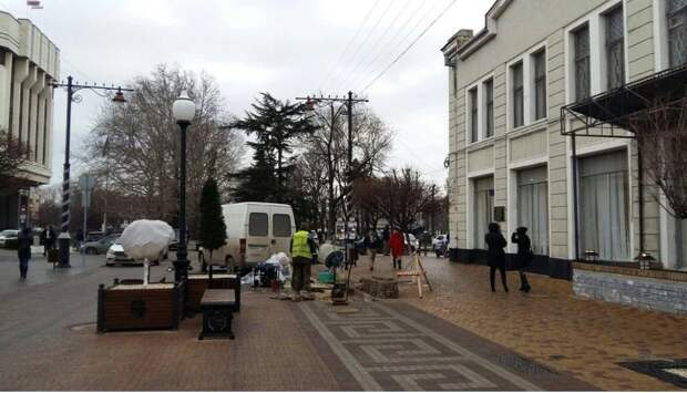 Одной из главных улиц Симферополя вернут историческое название