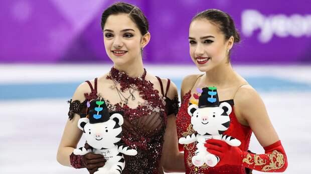 Бутырская — о Загитовой и Медведевой в составе сборной: «Они великие чемпионки. Как их можно отцепить?»