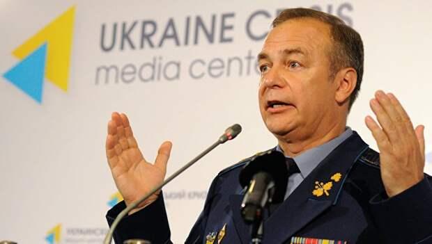 Заявившего о намерении взорвать Крымский мост украинского генерала жестко осадили