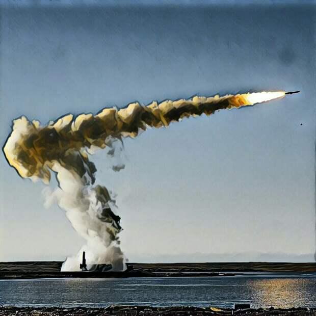 Россия испытала атомолёт.