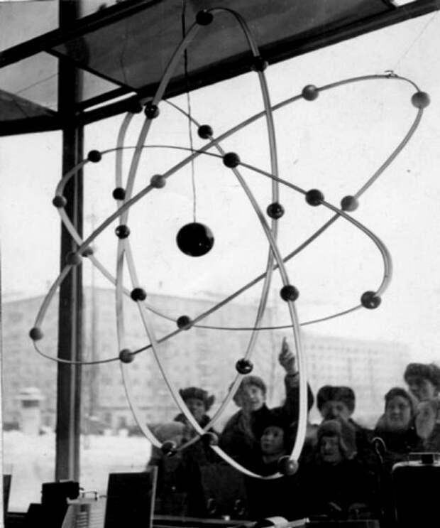 Изотопы оказались полезнейшим открытием, которое старались применить буквально везде. /Фото: back-in-ussr.com