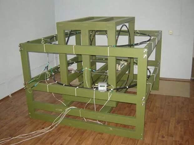 Каркас гипомагнитной установки