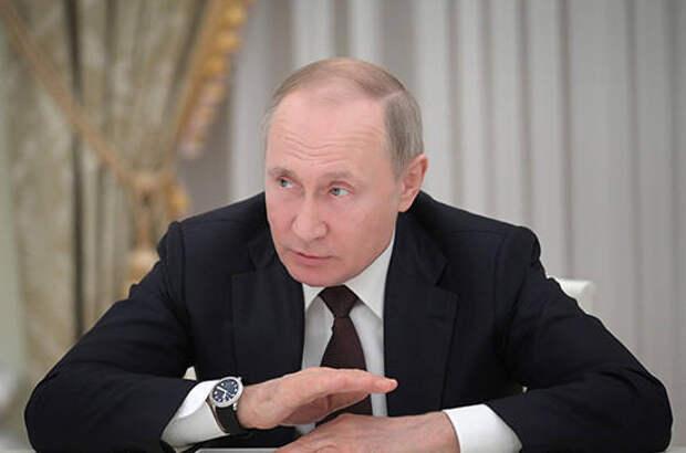 Путин поручил доложить о плане по расширению БАМа и Транссиба