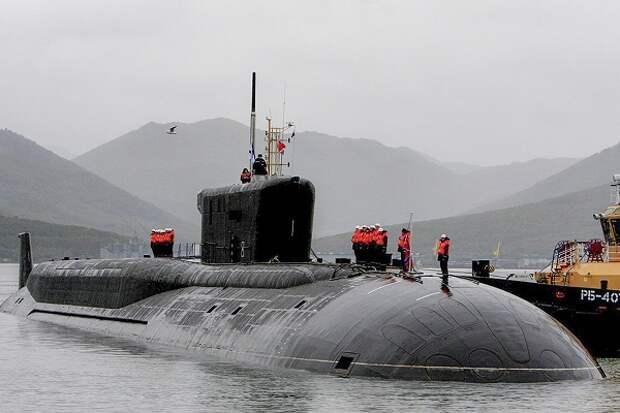 Проект 955: чем российские подлодки «Борей» лучше американских «Огайо»