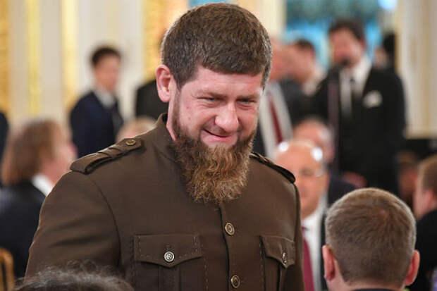 Кадыров попал под санкции Госдепа, Захарова пообещала придумать ответ