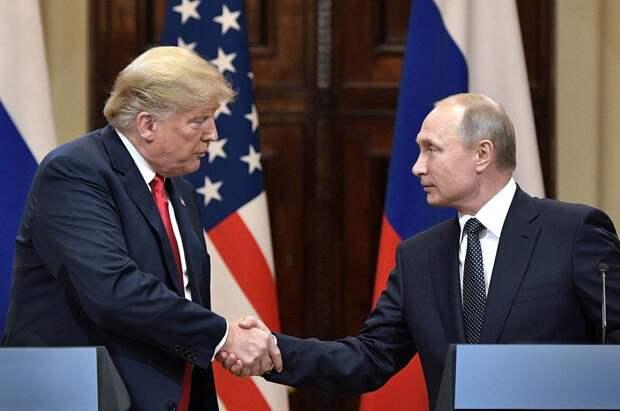Трампа уличили в подражании Путину