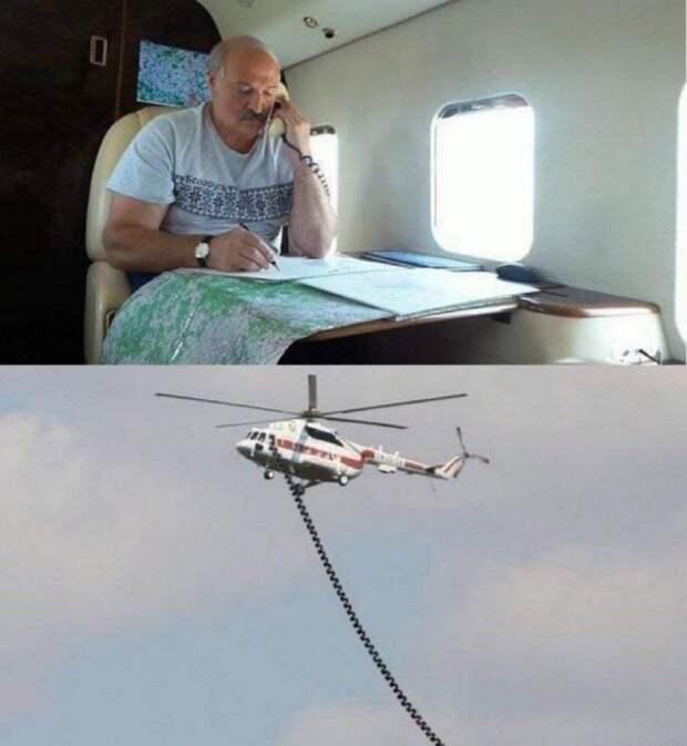 Лукашенко призвал вернуться к кнопочным телефонам