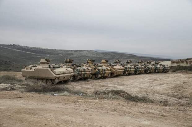 «Милитарист»: Турция начала массовую переброску войск в границе Армении