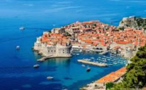 Дубровник – прекрасная морская раковина на берегу Адриатики