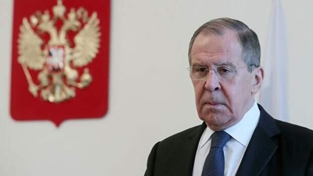 Лавров обсудил с представителем Ливии обстановку в стране