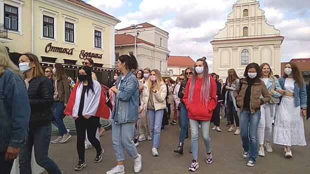 Белорусским журналистам запретили освещать несогласованные акции в прямом эфире