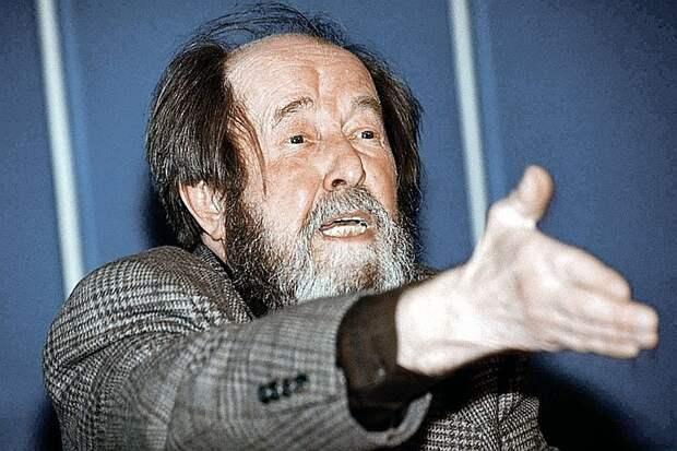 Солженицын боролся за «Нобелевскую премию» с Набоковым, Сименоном и Борхесом