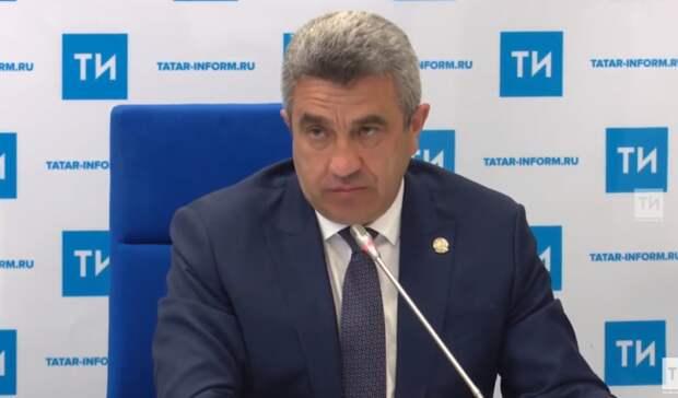 Сказать, что охрана отсутствовала, неможем— министр образования РТогимназии №175