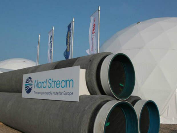 Немецкая правозащитная организация DUH потребовала остановить строительство «Северного потока-2»