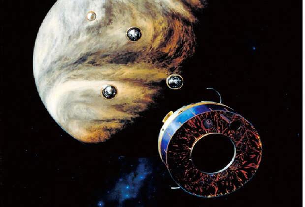 NASA еще в 1978 году обнаружило признаки жизни на Венере… но не обратило на них внимания