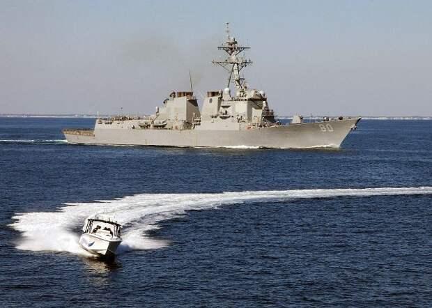 США заявили о готовности к диалогу с РФ о предупреждении инцидентов в море