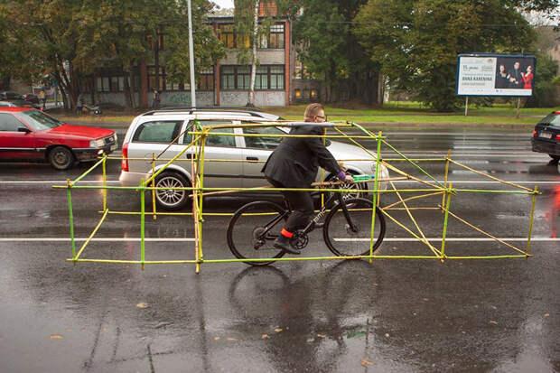 Разница между велосипедом и автомобилем
