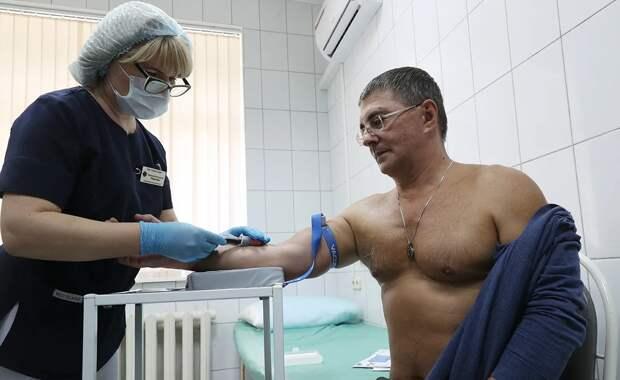 """Пиар или работа: Доктор Мясников """"запустил"""" больницу"""