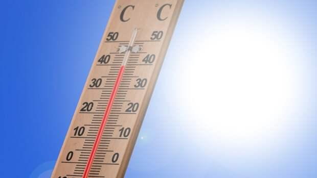 Новый температурный рекорд может быть поставлен в Москве 23 июня