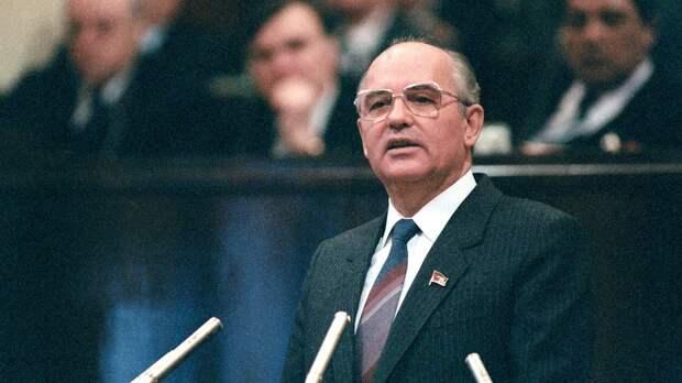 «Он пришел дать нам волю! Вы — мощный!» Губерниев поздравил экс-президента СССР Горбачева с 90-летним юбилеем