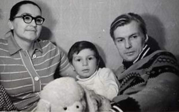 Семья Олялина