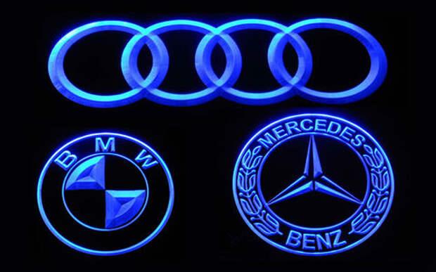 Audi, BMW и Mercedes-Benz объединятся