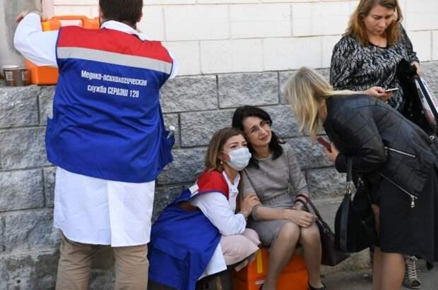 В Татарстане 12 мая объявили днем траура по погибшим в казанской школе