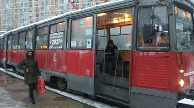В Краснодаре изменились маршруты автобусов и трамваев на Московской: подробности