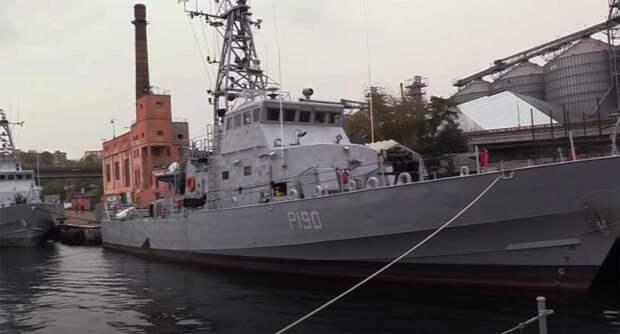 На Украине обсуждают, кому пришло в голову вооружить катера «Айленд» советскими торпедами СЭТ-72