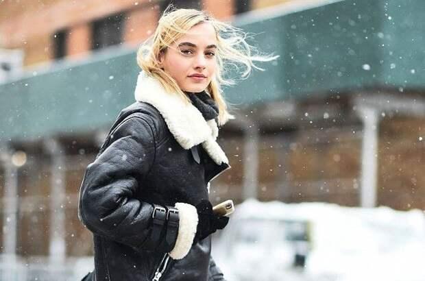 Стильные зимние образы на каждый день
