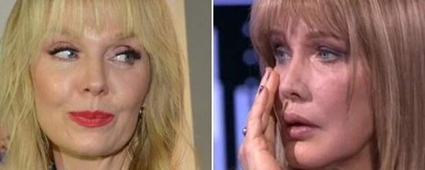 Валерия осудила Елену Проклову за признание в домогательствах