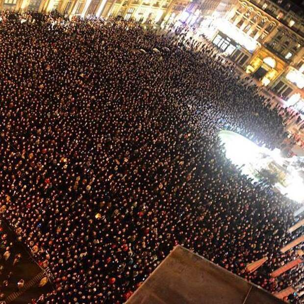 B6xQSAoCcAA7nja Голливуд на Елисейских Полях или постановочный теракт в Париже