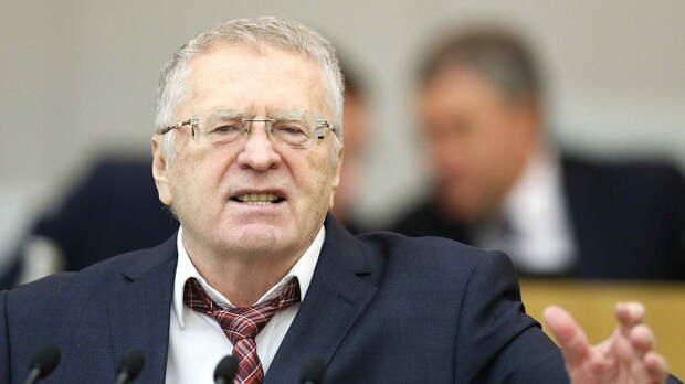 Жириновский заявил, что в Москву пришел индийский штамм коронавируса