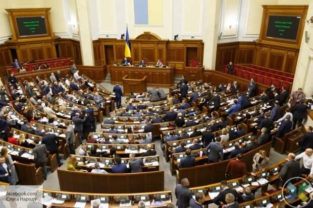 Верховная Рада попросила назначить спецпредставителя США по Украине