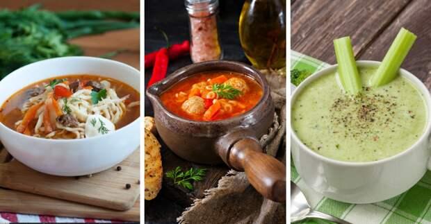 3 рецепта самых вкусных супов по моему мнению. Получилось очень вкусно.