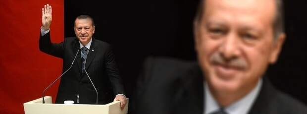 Эрдоган решил поддержать Палестину
