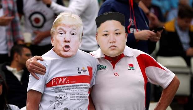 Дни тишины. Почему Трампу не нужны дипломатические прорывы в Северной Корее?